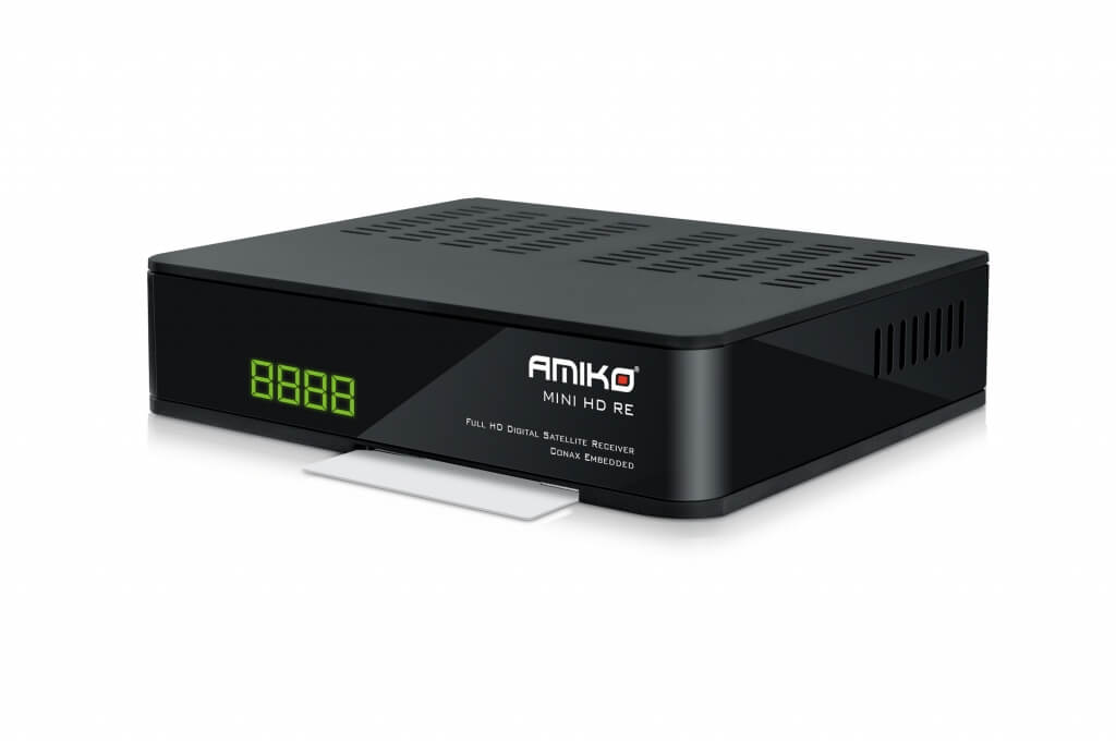 AMIKO MINI HD RE + HDMI kabel zdarma