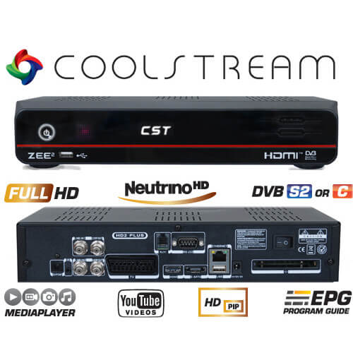 Coolstream ZEE 2 Twin