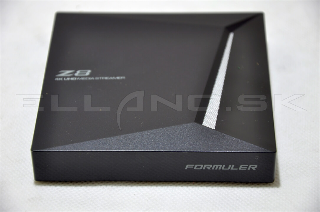 Formuler Z8 4K UHD IPTV Android Media Player H.265 HEVC