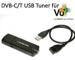 VU+ Sundtek MediaTV Digital Home (DVB-C/T)