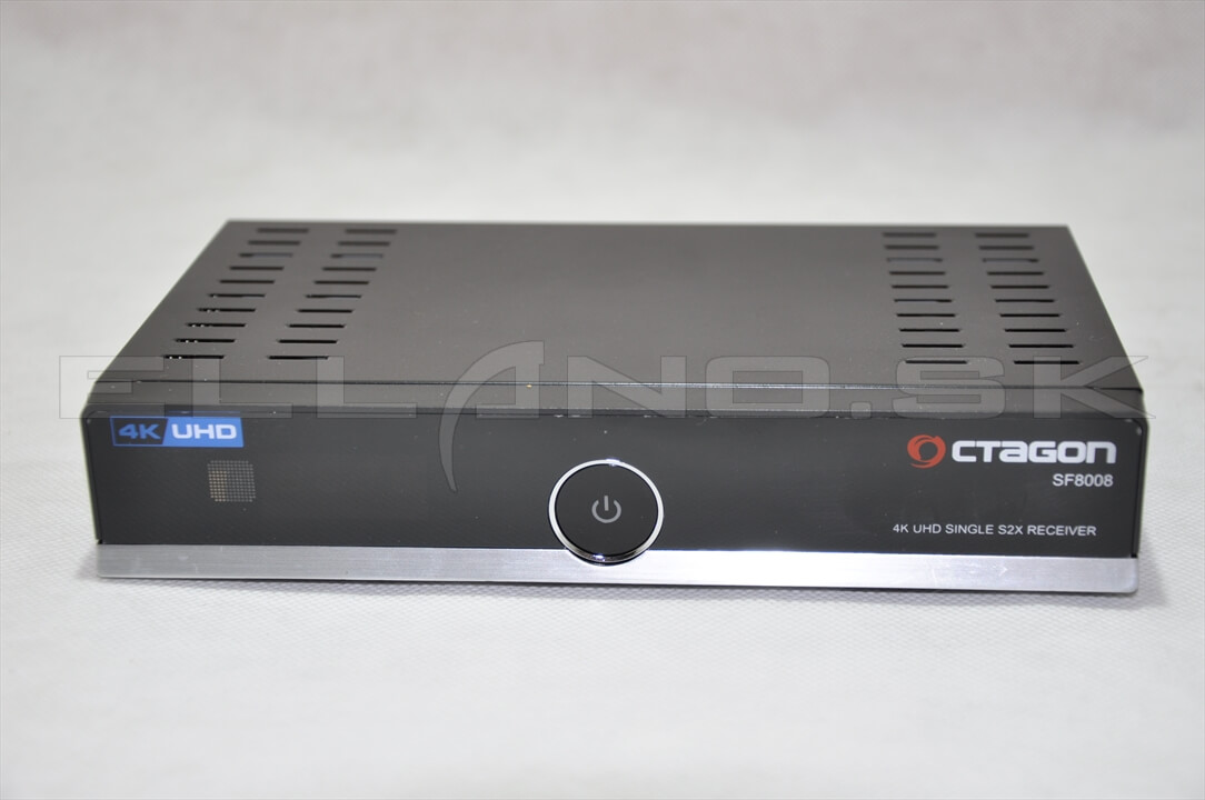 Octagon SF8008 Twin DVB-S2X
