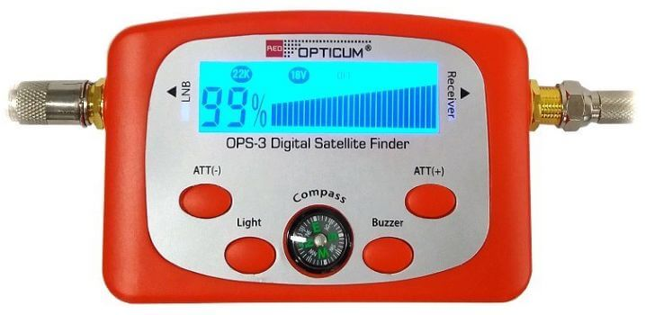 Opticum SAT FINDER OPS-3
