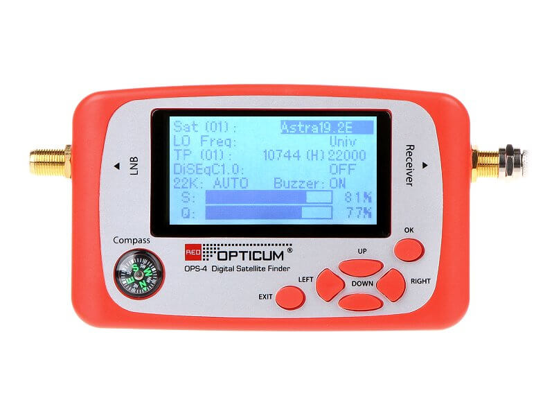 Opticum SAT FINDER OPS-4