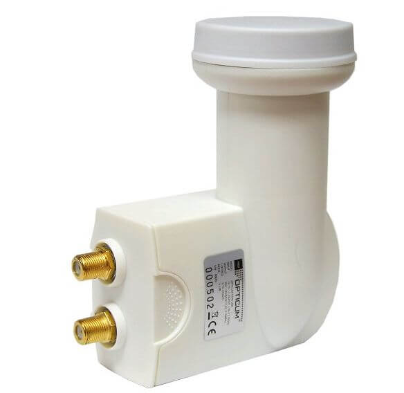Opticum Robust Twin LNB 0,1dB