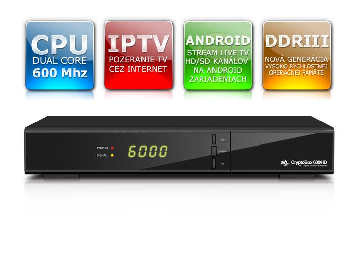 db399e2f4 ... 600HD V dnešnej recenzii Vám predstavím produkt od firmy AB COM s  názvom AB Cryptobox 600HD. Jedná sa o jednotunerový, FULL HD, satelitný  prijímač.